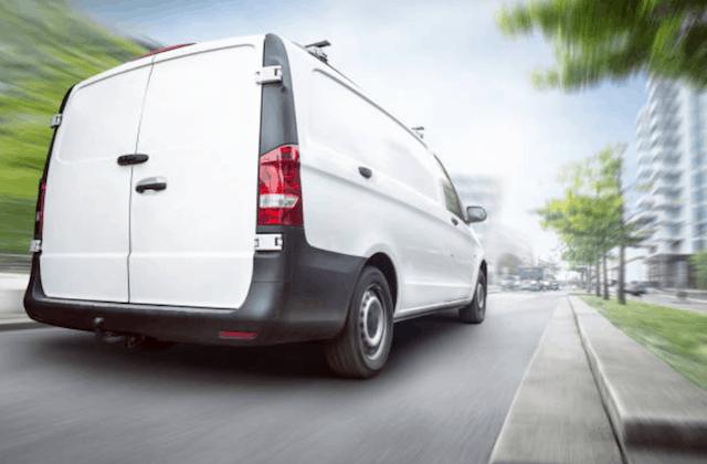 speedy appliance repair van